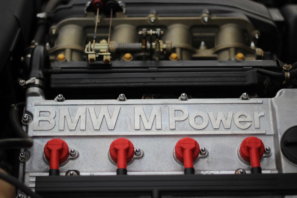 BMW_E30_M3_S14_Motor